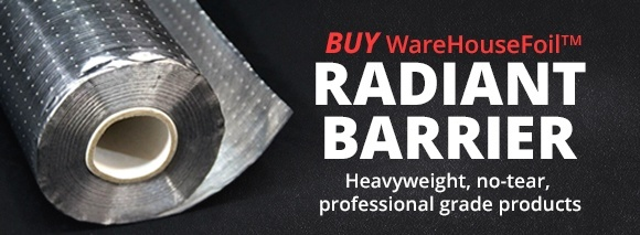 Buy AtticFoil Radiant Barrier